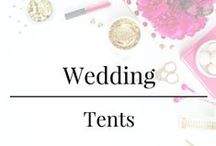 Wedding - Tents