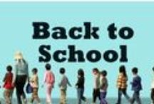 Back to School / For all your Back to School needs - lists, recipes, tips and more!