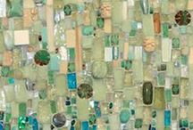 Mosaic Styles and Designs / My love for colorful mosaic design!