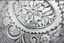 Silver / Everything made out of silver!