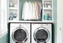 Bad og vaskerom