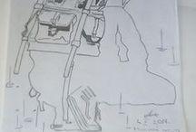 Real / My drawings