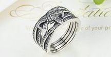 Rings - Beautiful Jewellery / Beautiful sterling silver jewellery / jewelry