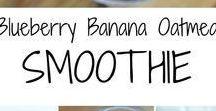 Smoothie / Ovocné a chutné smoothie by si dal každý, no nie?