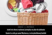 Plamy pranie i prasowanie