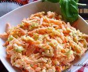 J. Surówki i warzywa do obiadu