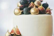 c a k e s  +  s w e e t s / a collection of swoon-worthy wedding cakes.