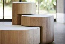 DESIGN IN WOOD / Le Design et le Bois