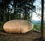 CONCEPT IN WOOD / Concepts en bois