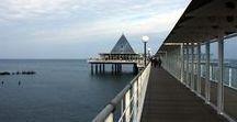 HIKING | Usedom / Strand, Meer und Möwen - Wandern auf Usedom in der Nebensaison. Eine ruhige Abwechslung.