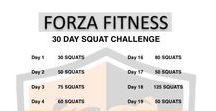 Forza Fitness Challenge Club