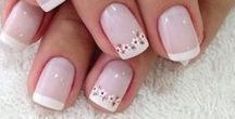 imagenes de manicure / Manicure diseños faciles , Diseños de uñas de manicure articulo : http://decoratefacil.com/imagenes-de-manicure/