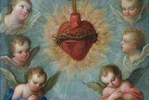 Nejsvětější Srdce Ježíšovo a čistě Srdce Mariino