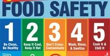 Food Safety 101 / How to not poison/sicken your dinner guests!