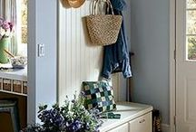 Mud Room / That place in the house that everything is dumped in