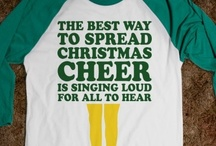The Best way to spread Christmas Cheer Is singing Loud for all to hear!