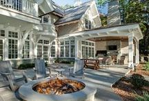 Back Porch, Gardens and Landscaping
