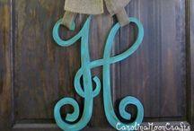 Get Crafty / by Heidi Carter