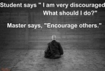 Learn From Them / Inspiring quotes which teach me to learn, to consider, to act, and to become.