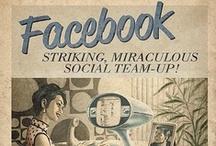 ♥ Social Media Love ♥ - Facebook / Tips, Tools and Facebook Facts by Social Status http://www.facebook.com/SocialNetworkingandMarketing / by Elana Bowman