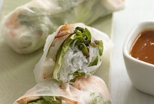 Recipes: Asian Food / Southeast Asia Food recipes / by Thao Blanchard