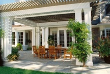 Outdoor Spaces / garden & patio...a backyard for the whole family / by Thao Blanchard