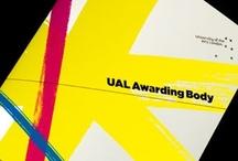 Campaign | UAL Identity Print Design / by Campaign Design