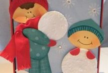Cards Christmas / by Karen Chalender