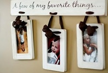 Picture Frames / by Meredith Strickland