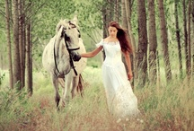 Every girl needs a pony or horse / by Tiffany Kirchner-Dixon