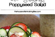 Recipes - Salads / by Adrianna Schneider