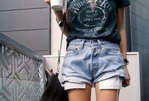 Jeans | Denim / Calças, shorts, saias, macacões. / by Naiara Pires Designer