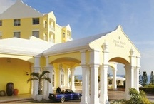 Bermuda: Sensual Resorts / Some of our favorite hotels and small properties from around the Island. Re-pin if you've been—or want to go.