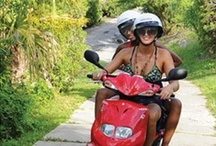 Bermuda: Sexy Scooter Style / The wonderful, whacky world of the Bermuda scooter lifestyle