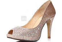 Bridal Shoes / A great collection of bridal shoes we ❤! / by LightInTheBox