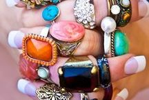 jewelry / by Connie Sandate