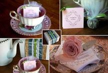 Tea Party Ideas / by Bonnie Triola