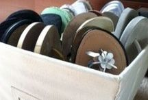 Organizing: Clothing, Shoes & Accessories / Organizing Tips & Tricks For Things You Wear / by The Organizing Boutique