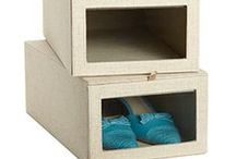 Organizing Products: The Drop-Front Box / The drop-front box is a must-have organizing and storage solution.