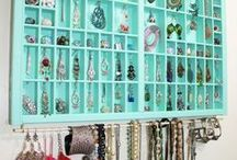 Organizing: Jewelry Studio Ideas / by The Organizing Boutique