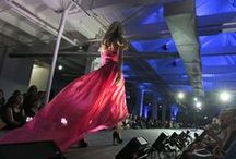 Rochester Fashion Week 2014 / Rochester NY Fashion Week 2014. Runway hair and makeup looks done at La Salon Bianca.