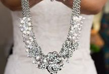 I Do's: The Jewelry! / all of the beautiful jewelry to be worn the day of! / by Erin Barone