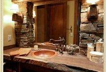 Home (Bathroom) / by Jessica Faber