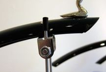 Creative Cycling / Gorgeous details, perfections, and eye-opening bicycling lifestyle solutions