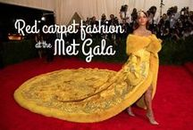 """Met Gala 2015: The Best Gowns / The Met Gala's theme this year is """"China: Through the Looking Glass.""""  / by LightInTheBox"""