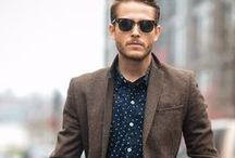Men's Style on File / Complete your guide to Men's fashion, style and grooming. Update you with the latest fashion trends, style advice, grooming tips, fashion news and street style inspiration. / by LightInTheBox
