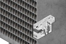 GRAPHIC / Architecture Drawings