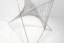 AA Chair / parametric algorithmic design chair