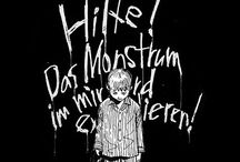 Monster / So dark..this might be my all time favourite manga.