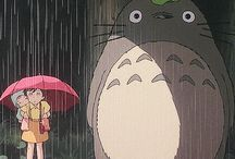 Anime | My neighbor Totoro